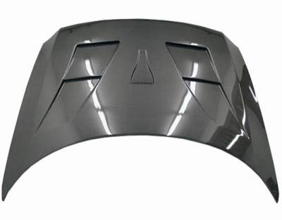 VIS Racing - Carbon Fiber Hood AMS Style for Honda CR-Z Hatchback 11-16 - Image 4