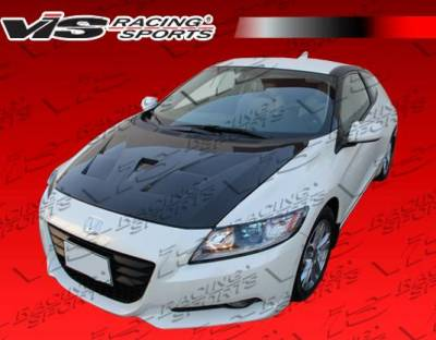 VIS Racing - Carbon Fiber Hood AMS Style for Honda CR-Z Hatchback 11-16 - Image 5