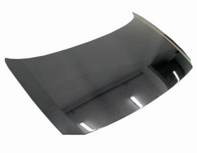 VIS Racing - Carbon Fiber Hood OEM Style for Honda CR-Z Hatchback 11-16 - Image 2