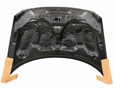 VIS Racing - Carbon Fiber Hood OEM Style for Honda CR-Z Hatchback 11-16 - Image 4