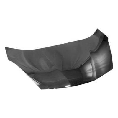 VIS Racing - Carbon Fiber Hood OEM Style for Honda Fit  4DR 09-14 - Image 2