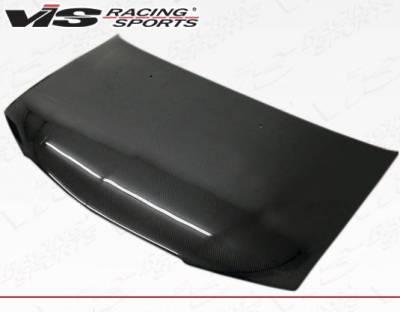 VIS Racing - Carbon Fiber Hood OEM Style for Honda Odyssey 4DR 99-04 - Image 1