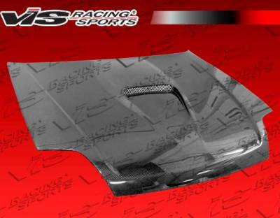 VIS Racing - Carbon Fiber Hood G Force Style for Honda Prelude 2DR 97-01 - Image 3