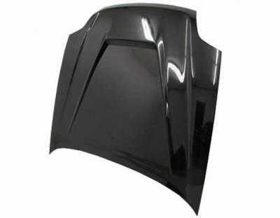 VIS Racing - Carbon Fiber Hood Invader Style for Honda Prelude 2DR 97-01 - Image 3