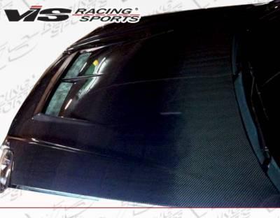VIS Racing - Carbon Fiber Hood JS Style for Honda Prelude 2DR 97-01 - Image 3