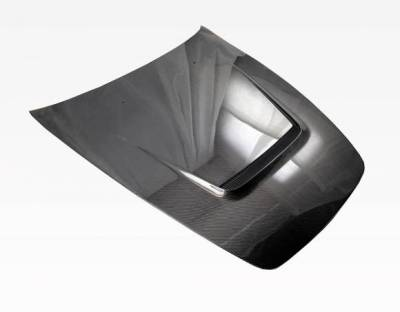 VIS Racing - Carbon Fiber Hood A spec Style for Honda S2000 2DR 00-09 - Image 1