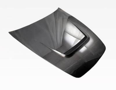 VIS Racing - Carbon Fiber Hood A spec Style for Honda S2000 2DR 00-09 - Image 2