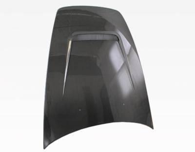 VIS Racing - Carbon Fiber Hood A spec Style for Honda S2000 2DR 00-09 - Image 3