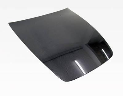 VIS Racing - Carbon Fiber Hood OEM Style for Honda S2000 2DR 00-09 - Image 1