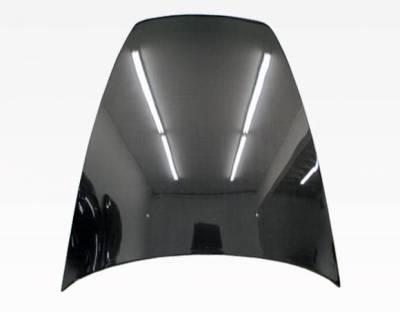VIS Racing - Carbon Fiber Hood OEM Style for Honda S2000 2DR 00-09 - Image 2