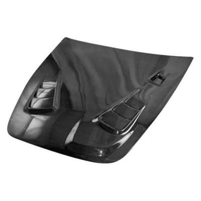 VIS Racing - Carbon Fiber Hood SP Style for Honda S2000 2DR 00-09 - Image 1