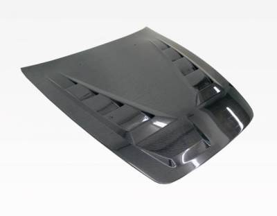 VIS Racing - Carbon Fiber Hood Techno R Style for Honda S2000 2DR 00-09 - Image 1