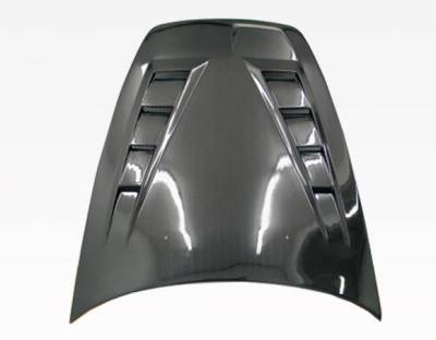 VIS Racing - Carbon Fiber Hood Techno R Style for Honda S2000 2DR 00-09 - Image 3