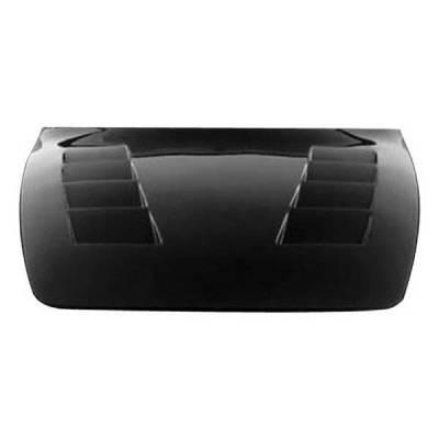 VIS Racing - Carbon Fiber Hood Terminator Style for Honda S2000 2DR 00-09 - Image 2