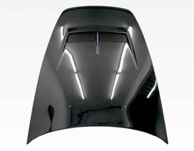 VIS Racing - Carbon Fiber Hood XGT Style for Honda S2000 2DR 00-09 - Image 3