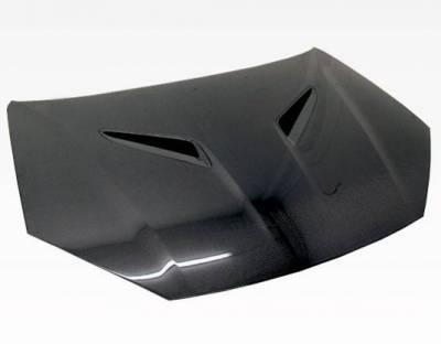 VIS Racing - Carbon Fiber Hood OEM Style for Hyundai Genesis 2DR 13-16 - Image 1