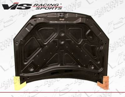 VIS Racing - Carbon Fiber Hood OEM Style for Hyundai Genesis 2DR 13-16 - Image 4