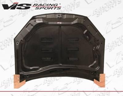 VIS Racing - Carbon Fiber Hood Terminator Style for Hyundai Genesis 2DR 13-16 - Image 5