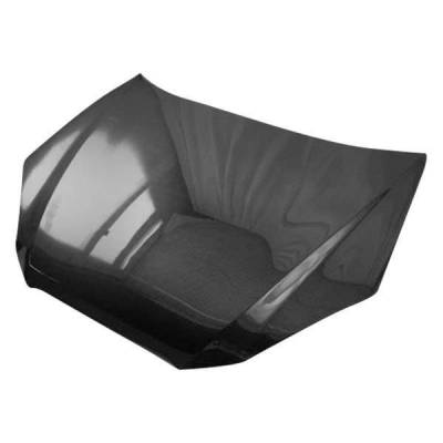 VIS Racing - Carbon Fiber Hood OEM Style for Hyundai Genesis 2DR 10-12 - Image 1