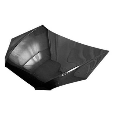 VIS Racing - Carbon Fiber Hood OEM Style for Hyundai Genesis 2DR 10-12 - Image 2