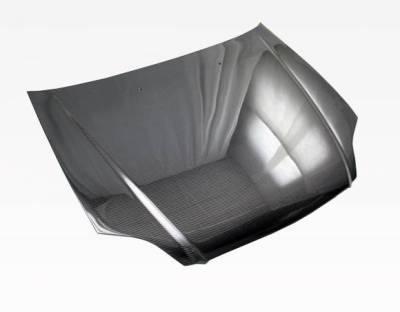 VIS Racing - Carbon Fiber Hood OEM Style for Hyundai Tiburon 2DR 03-06 - Image 1