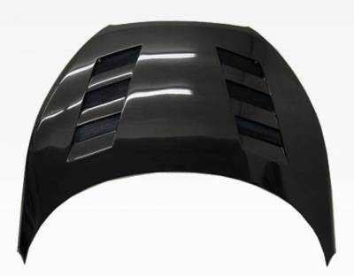 VIS Racing - Carbon Fiber Hood AMS Style for Hyundai Veloster 2DR 12-13 - Image 3