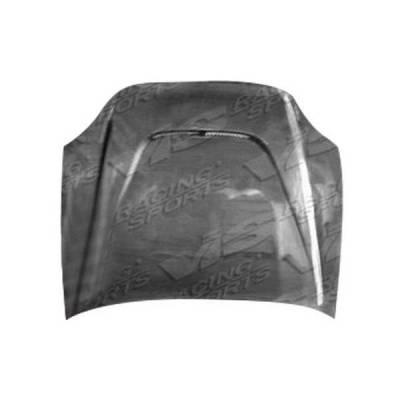 VIS Racing - Carbon Fiber Hood JS Style for Infiniti G35 2DR 03-07 - Image 2