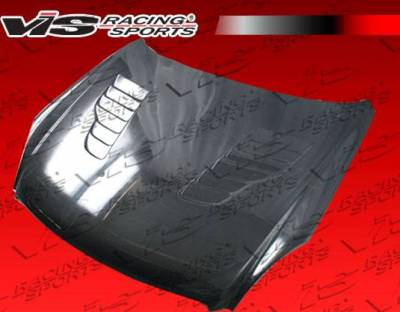 VIS Racing - Carbon Fiber Hood Z Speed Style for Infiniti G35 2DR 03-07 - Image 5