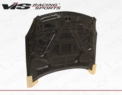 VIS Racing - Carbon Fiber Hood OEM Style for Infiniti G35 4DR 05-06 - Image 3