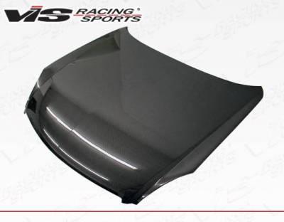 VIS Racing - Carbon Fiber Hood OEM Style for Infiniti G35 4DR 05-06 - Image 4