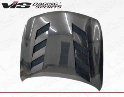 VIS Racing - Carbon Fiber Hood AMS Style for Infiniti G35 4DR 03-04 - Image 2