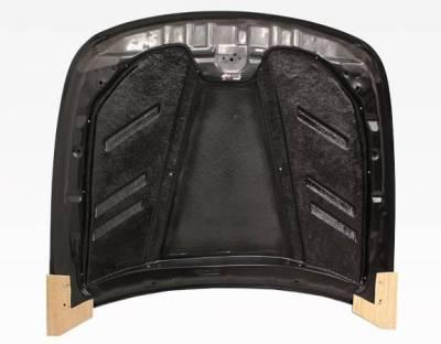VIS Racing - Carbon Fiber Hood AMS Style for Infiniti Q60 2DR 14-15 - Image 4