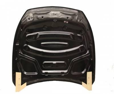 VIS Racing - Carbon Fiber Hood OEM Style for Infiniti Q50 4DR 14-20 - Image 4