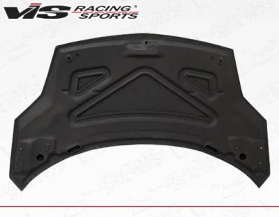 VIS Racing - Carbon Fiber Hood OEM Style for Lamborghini Gallardo 2DR 2008-2014 - Image 3