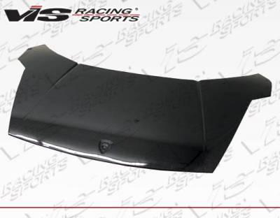 VIS Racing - Carbon Fiber Hood OEM Style for Lamborghini Gallardo 2DR 03-09 - Image 1
