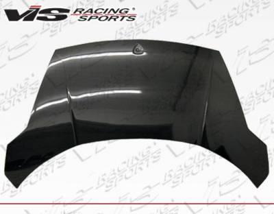 VIS Racing - Carbon Fiber Hood OEM Style for Lamborghini Gallardo 2DR 03-09 - Image 2
