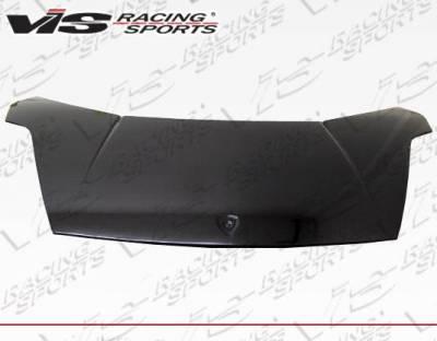 VIS Racing - Carbon Fiber Hood OEM Style for Lamborghini Gallardo 2DR 03-09 - Image 3