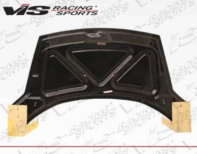 VIS Racing - Carbon Fiber Hood OEM Style for Lamborghini Gallardo 2DR 03-09 - Image 4