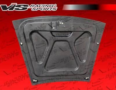 VIS Racing - Carbon Fiber Hood OEM Style for Lamborghini Murcielago 2DR 02-10 - Image 3