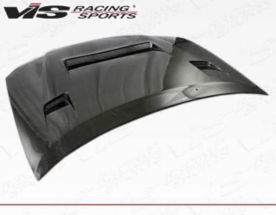 VIS Racing - Carbon Fiber Hood Alfa Style for Lexus GS300/400 4DR 98-05 - Image 3