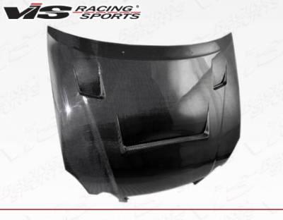 VIS Racing - Carbon Fiber Hood Alfa Style for Lexus GS300/400 4DR 98-05 - Image 4
