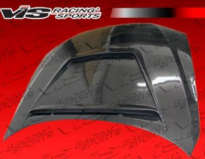 VIS Racing - Carbon Fiber Hood Tracer Style for Lexus IS300 4DR 00-05 - Image 3