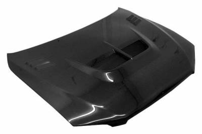 VIS Racing - Carbon Fiber Hood Zyclone Style for Lexus IS300 4DR 00-05 - Image 1