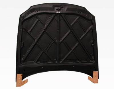VIS Racing - Carbon Fiber Hood OEM Style for Lexus SC300/400 2DR 92-00 - Image 4