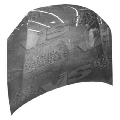 VIS Racing - Carbon Fiber Hood OEM Style for Lincoln Navigator 4DR 98-02 - Image 1