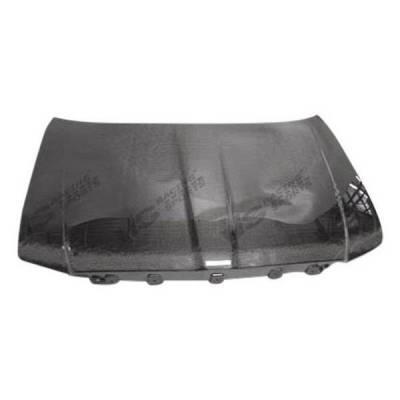 VIS Racing - Carbon Fiber Hood OEM Style for Lincoln Navigator 4DR 98-02 - Image 2
