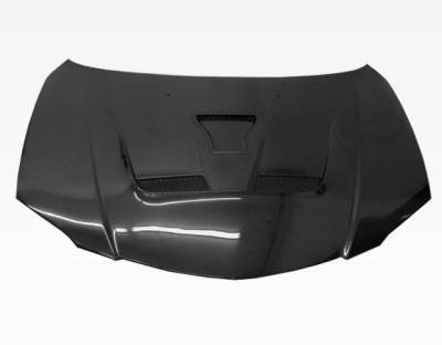 VIS Racing - Carbon Fiber Hood Fuzion Style for Mazda 3 4DR 04-09 - Image 2