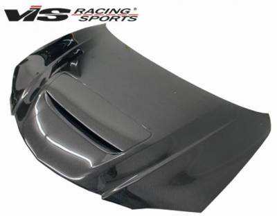 VIS Racing - Carbon Fiber Hood M Speed Style for Mazda 3 4DR 04-09 - Image 1