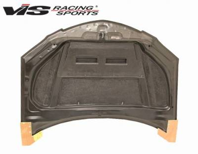 VIS Racing - Carbon Fiber Hood M Speed Style for Mazda 3 4DR 04-09 - Image 4