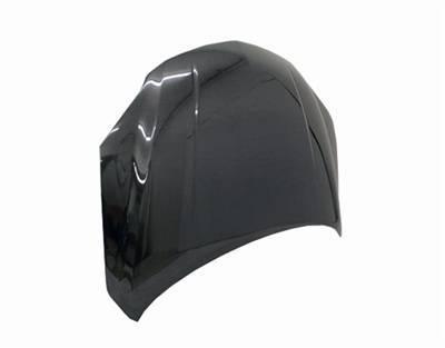 VIS Racing - Carbon Fiber Hood OEM Style for Mazda 3 4DR 04-09 - Image 1